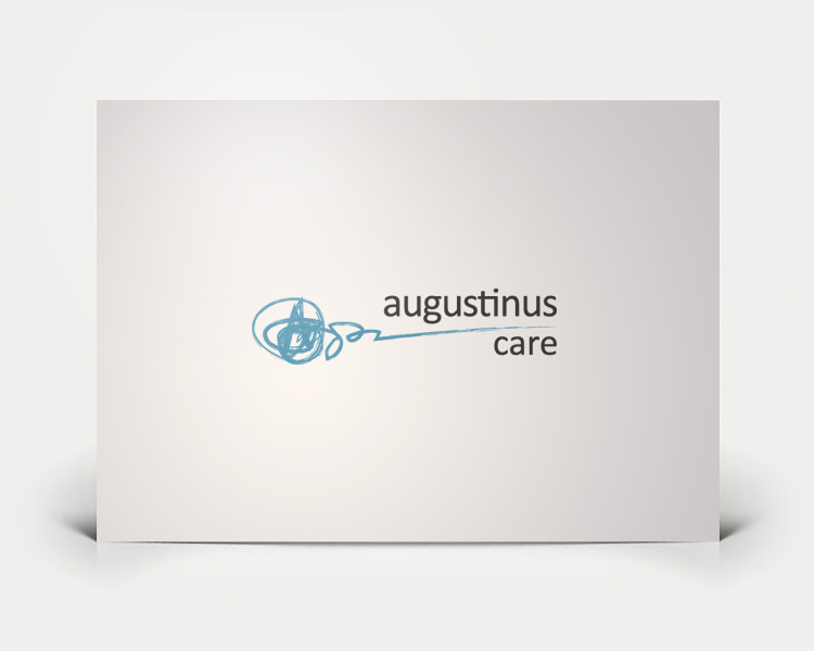 Augustinus Care logo design