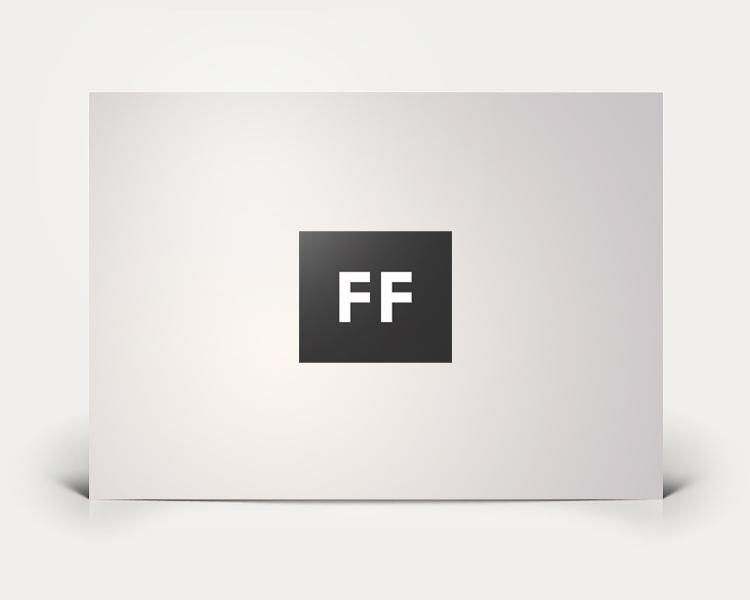 FF logo design