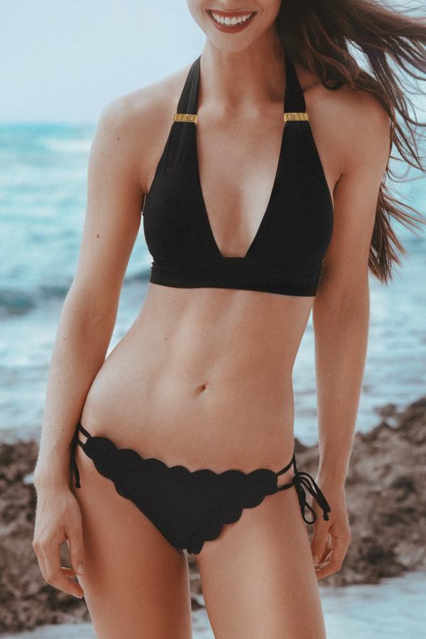 dea9a2d9b99 Cartagena Bottom - Black Sea Reinas® Official | Shop Bikinis, Swimwear &  Lingerie from Barbados