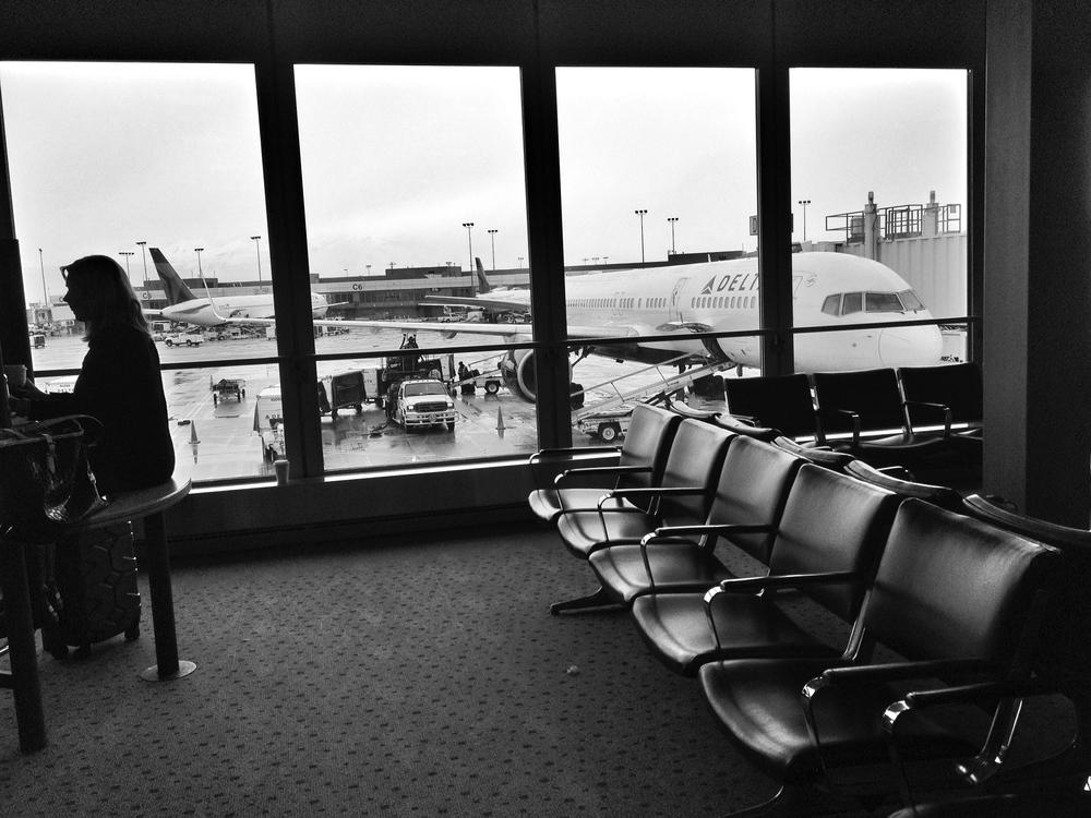Waiting to board | Photo by: Noah Wallace