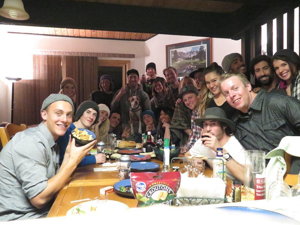 Phunkshun Team Dinner