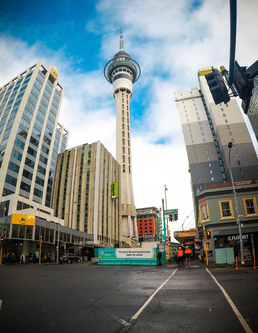 Auckland SkyTower