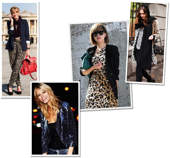 Animal Printed_looks