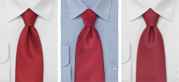 Gravatas_Vermelhas