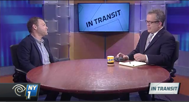 Playwright Justin Rivers appeared on In Transit  on NY1 on September 16, 2016 to discuss the show and the many remnants of the original station that still survive today.