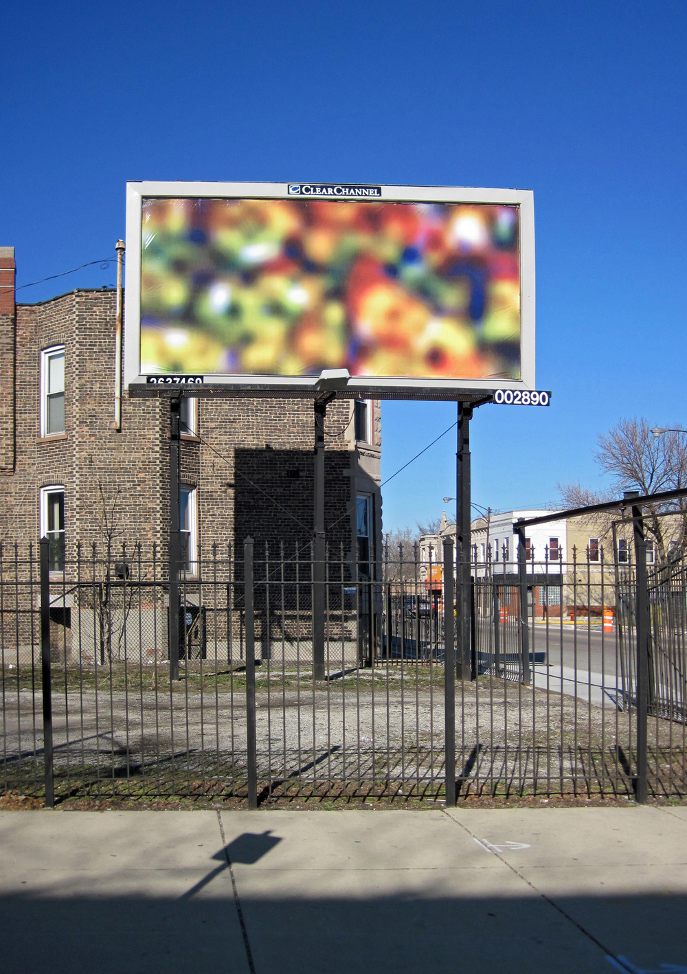 Three Billboards / Spring 2010 / Chicago Ave & Spaulding, Chicago