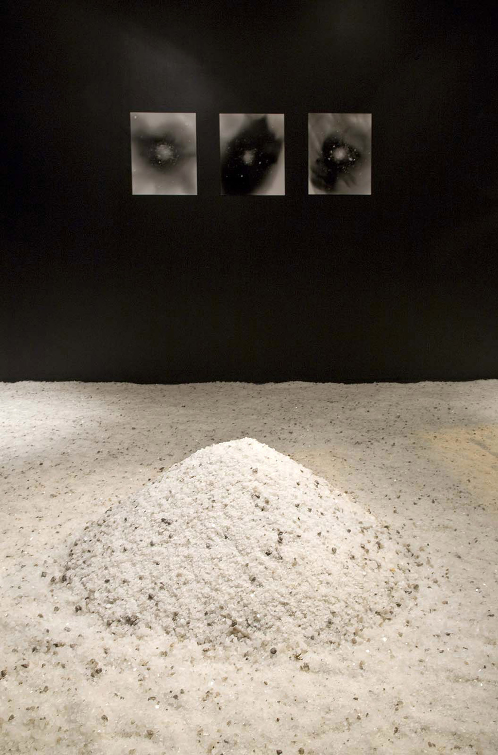 Salt Room (winter on the moon) / detail