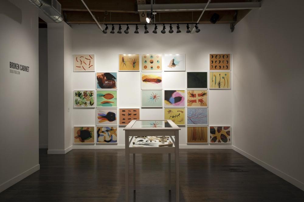 Broken Cabinet /Linda Warren Projects / Chicago