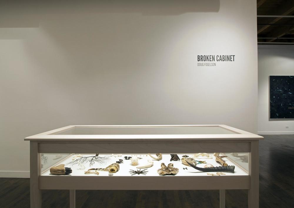 Broken Cabinet
