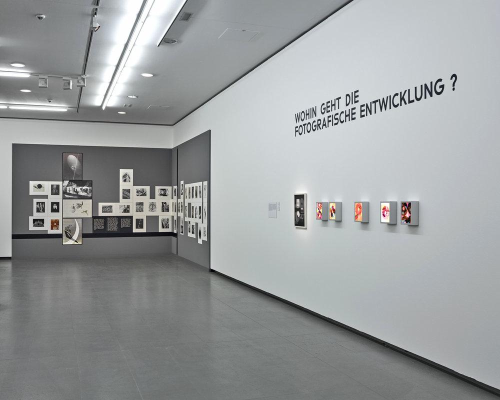 Bauhaus und die Fotografie / NRW Forum / Düsseldorf, Germany