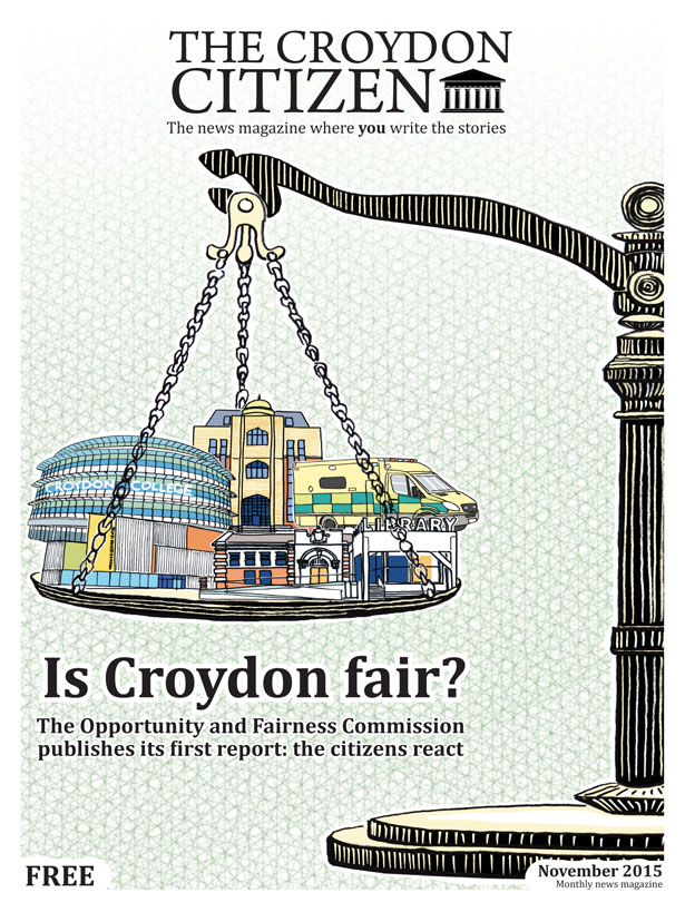 'Is Croydon Fair?'