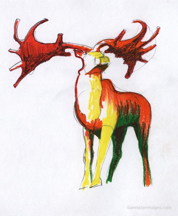 Irish Elk drawing.jpg