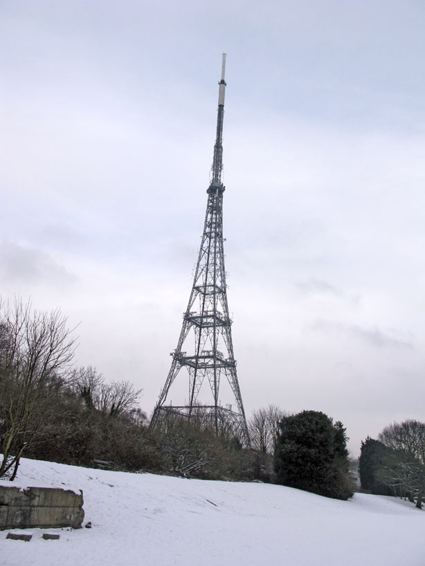 Crystal Palace TV mast