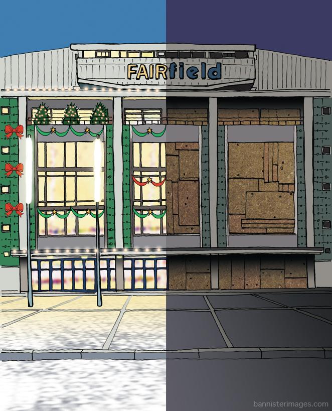 Fairfield Halls web