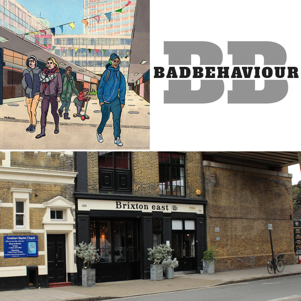 Bad Behaviour Open 2016