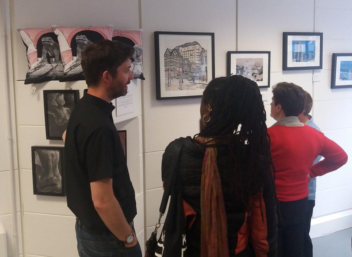 Matt Bannister at Studio Upstairs