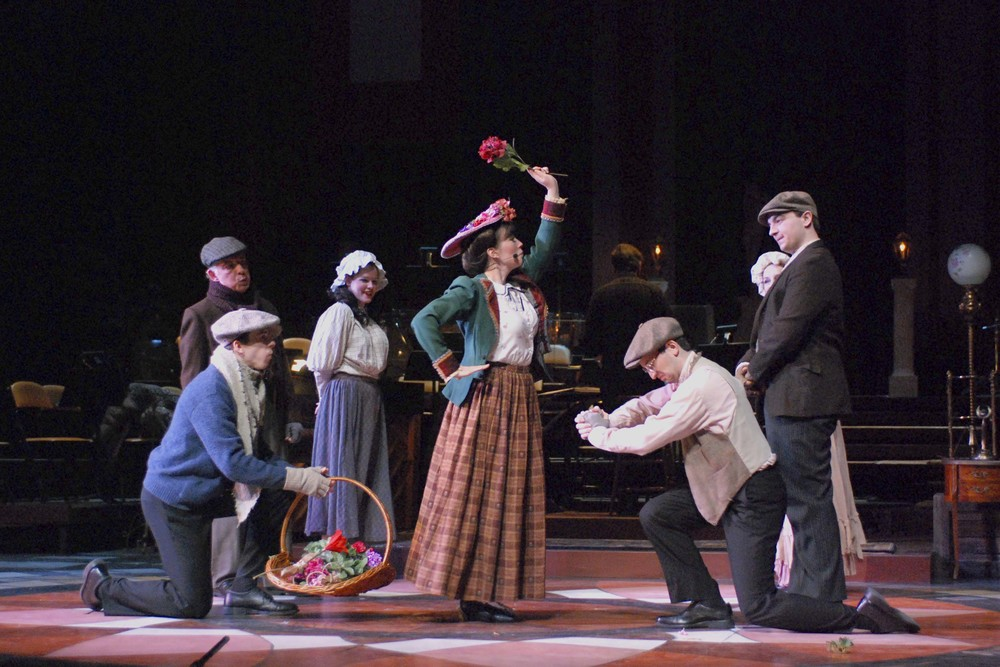 My Fair Lady  Photo: Laurent Gasquet  Krannert Center for the Performing Arts   Directed by: Ricardo Herrera     Costume Design by: Samantha Jones