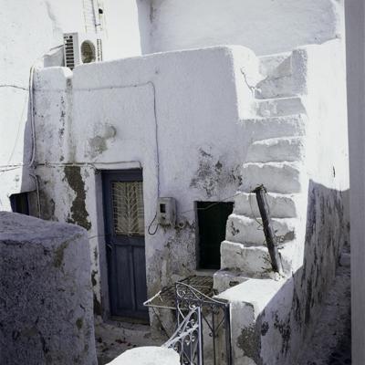 Santorini Door 02