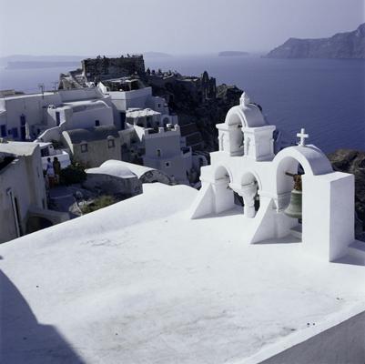 Santorini Arches