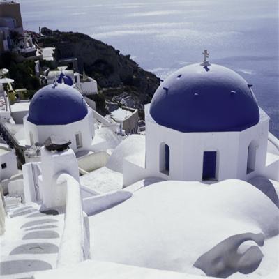Santorini Chapels