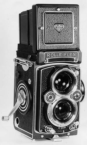 Rolleiflex 3.5A