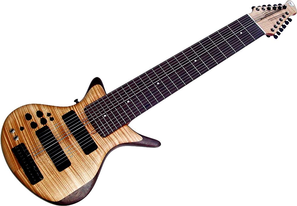 Warr Artist 12-String