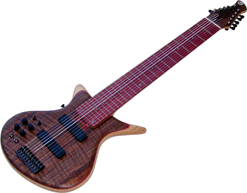 Warr Artist 10-String