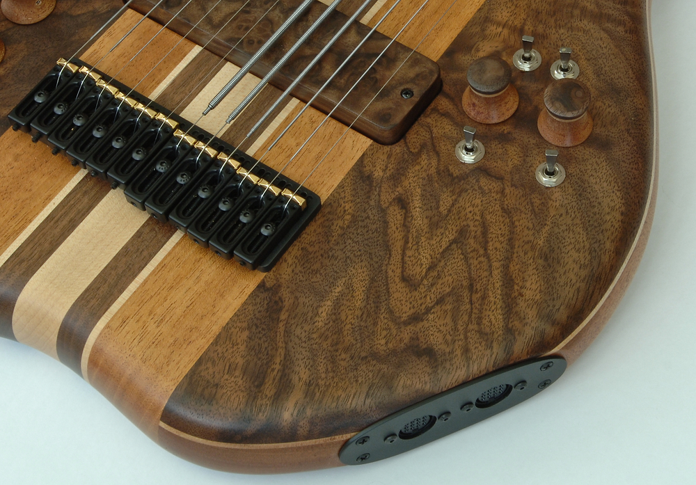 "Pricing for Piezo / MIDI can be found on the Warr Guitars ""Prices"" page."