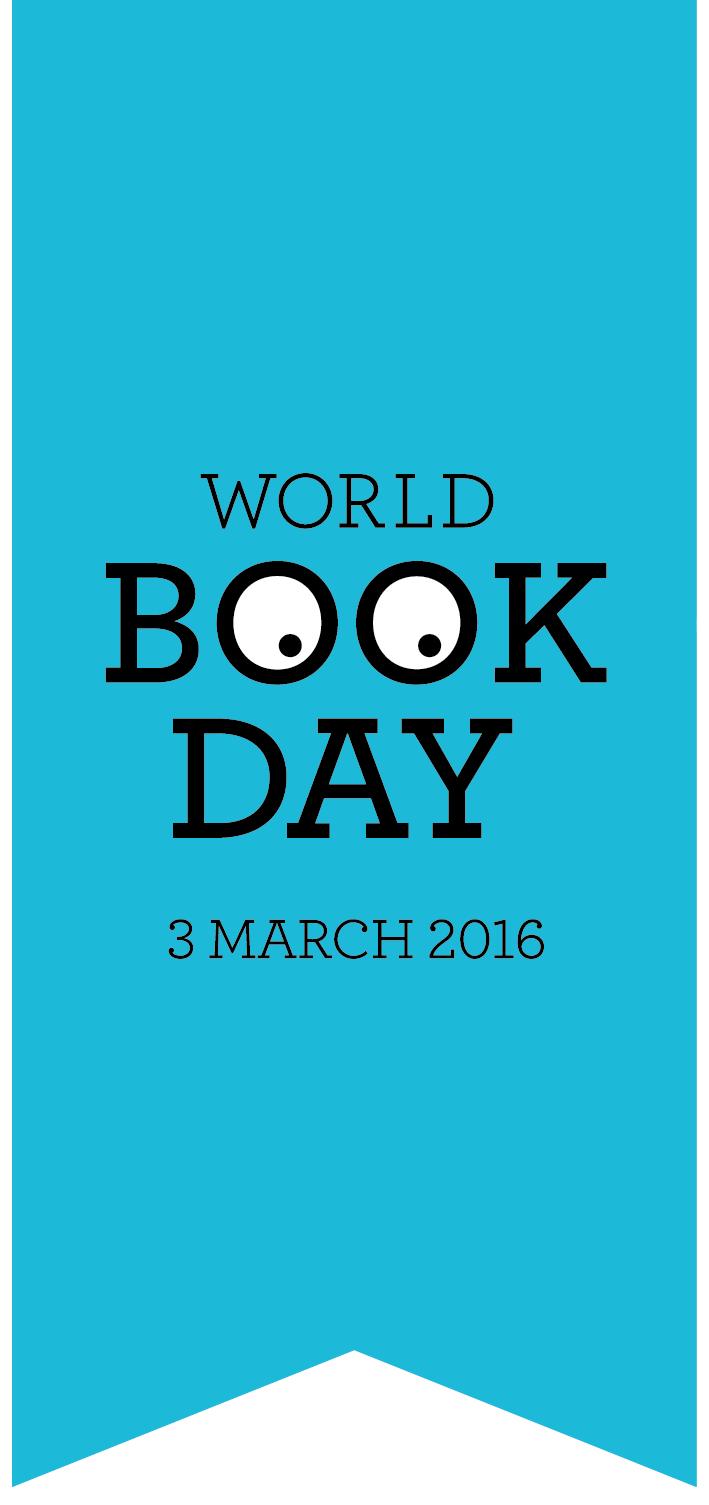 world book day bookmark