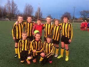 Holywood Primary Football Team