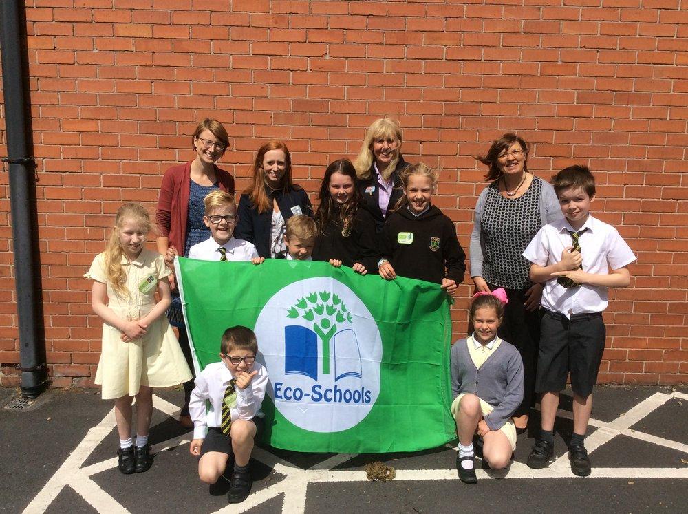 ECO FLAG SUCCESS JUNE 2018.JPG