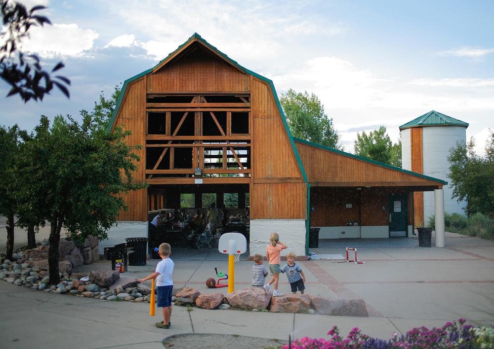 Silo Park Design Concepts Landscape Architecture
