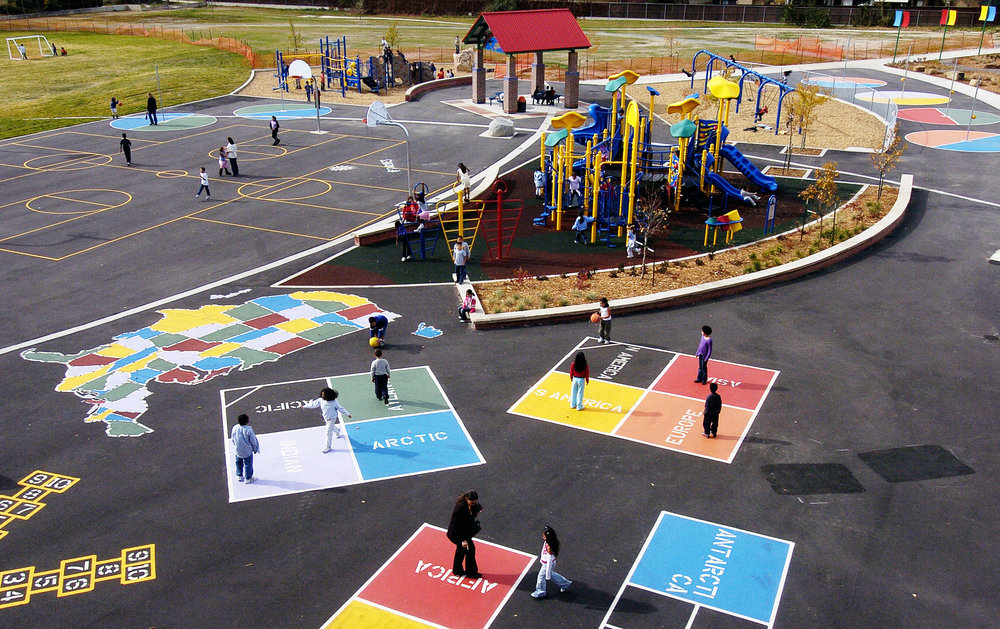 Ellis Elementary learning landscape Denver Public Schools