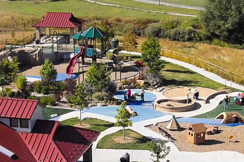 Sandstone Ranch Adventure Playground