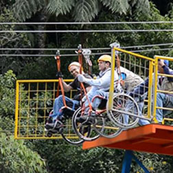 Wheelchair Ziplines