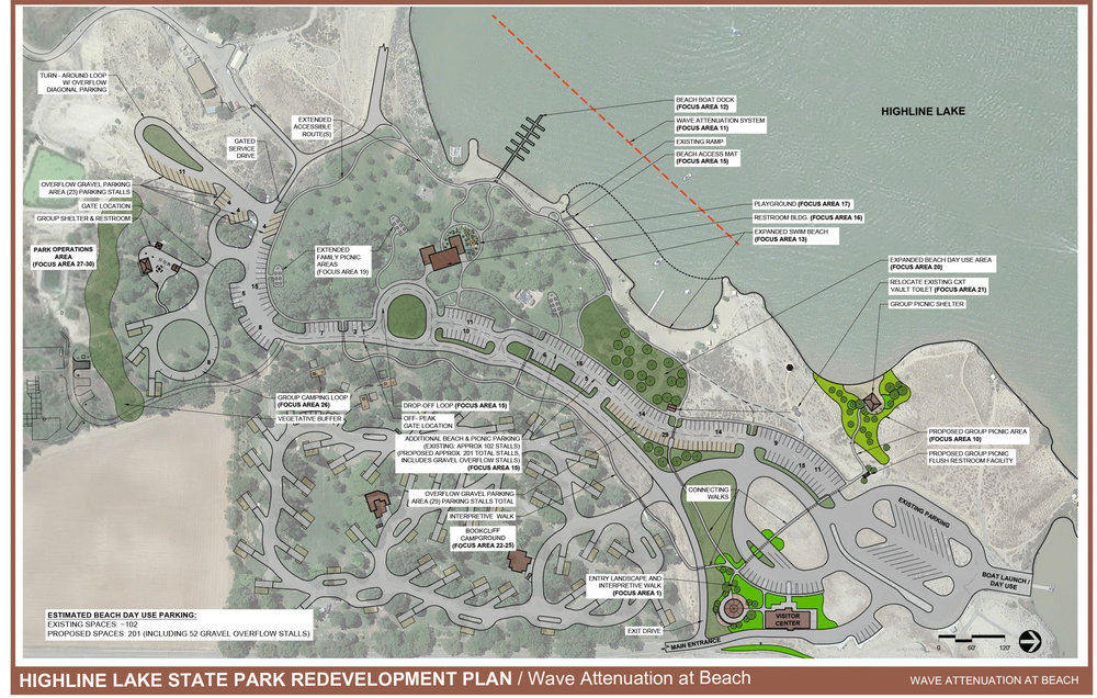 Parks and Wildlife Redevelopment Plan | CPW
