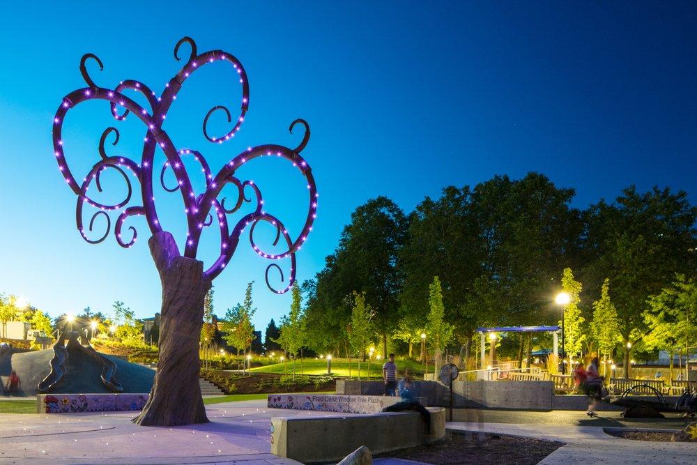 Bellevue Inspiration Playground
