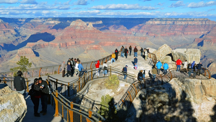 Mather Point | Grand Canyon National Park