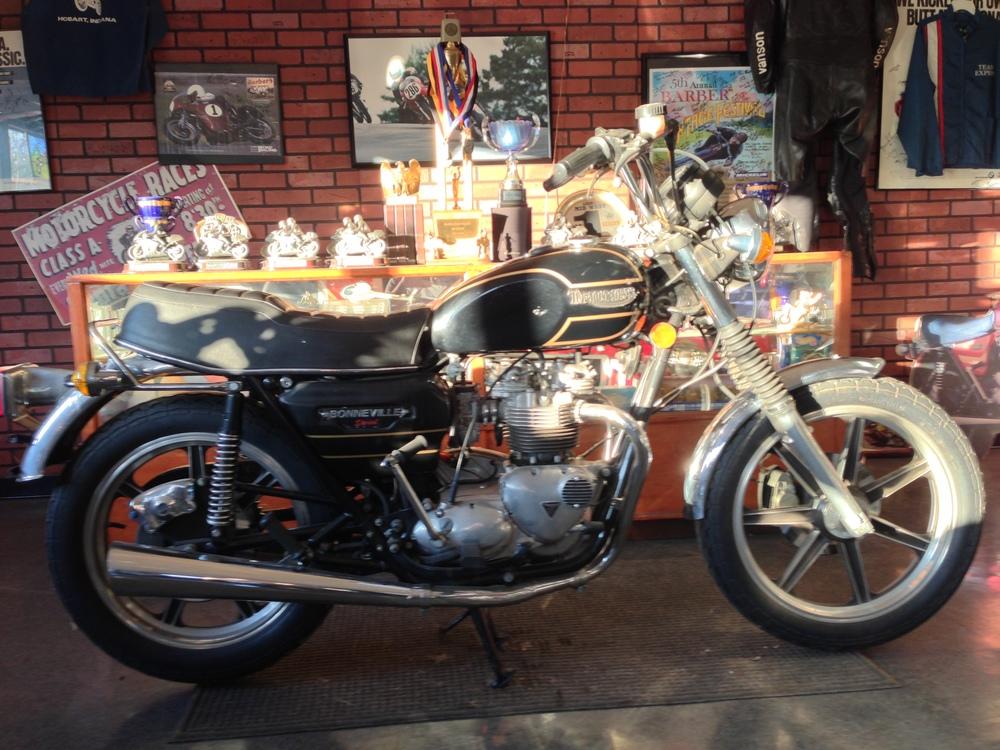1979 Triumph Bonneville Special