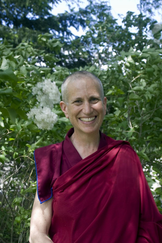 Venerable Thubten Chodron