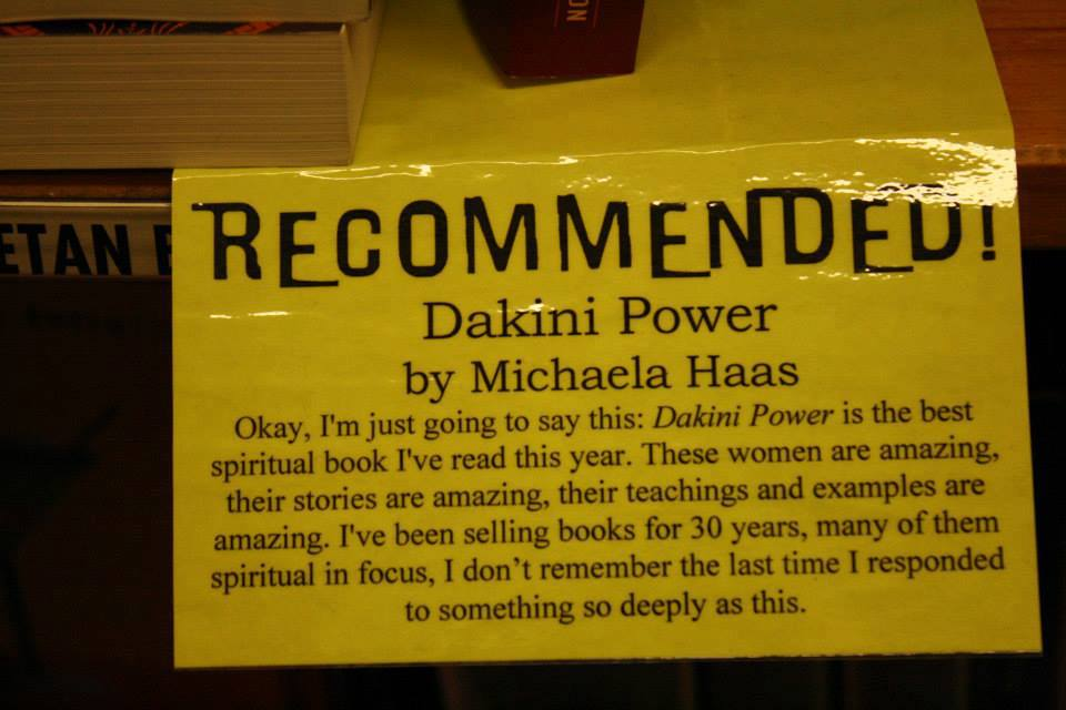Staff recommendation at Powell's Books. Thank you!