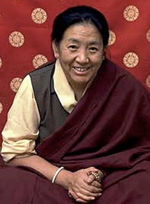 Jetsun Kusho Chimey Luding @Sakya Dechen Ling