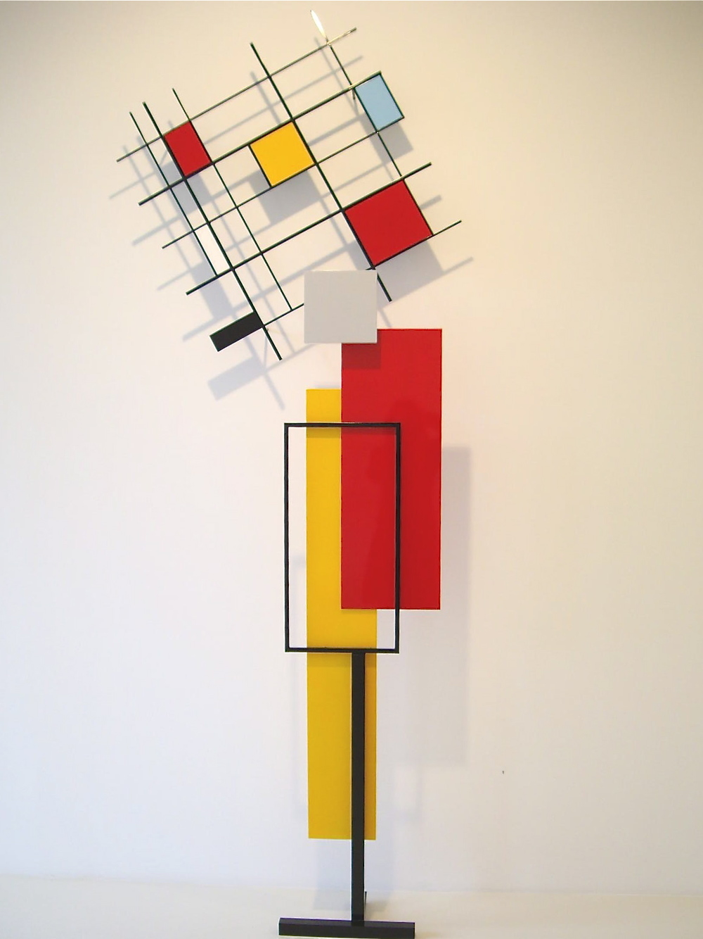 Peter D. Cole, Primary Composition Modern 1, 2007.jpg