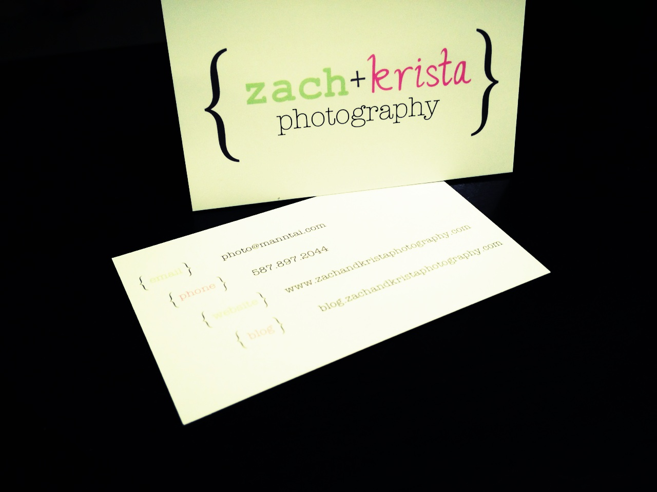 New business cards! Thanks @jukeboxprint! They look great!