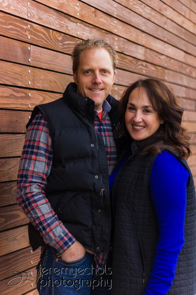 Seattle Couple Portrait