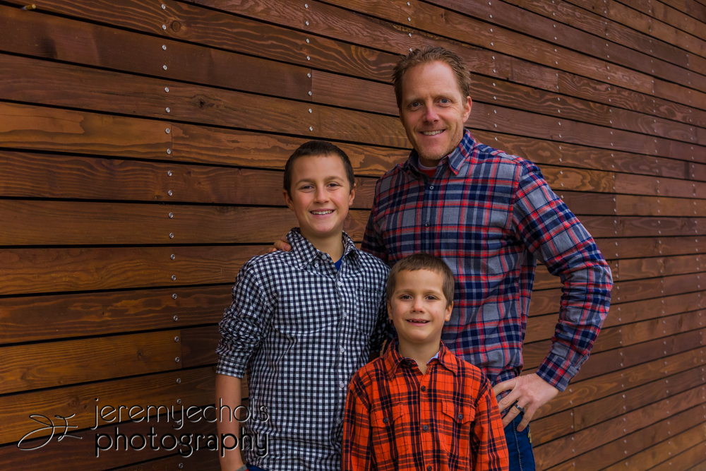 Seattle Family Portrait