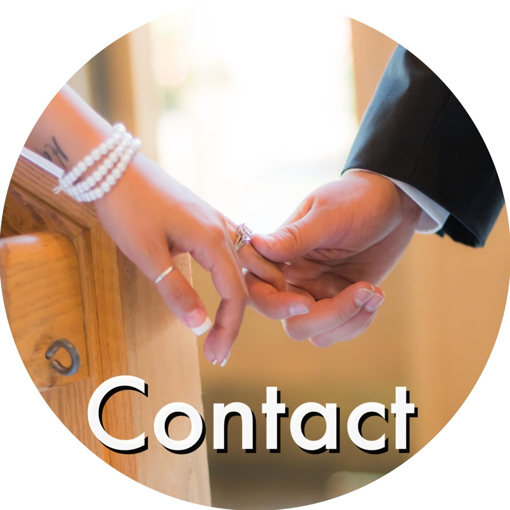 Seattle Wedding Contact Button