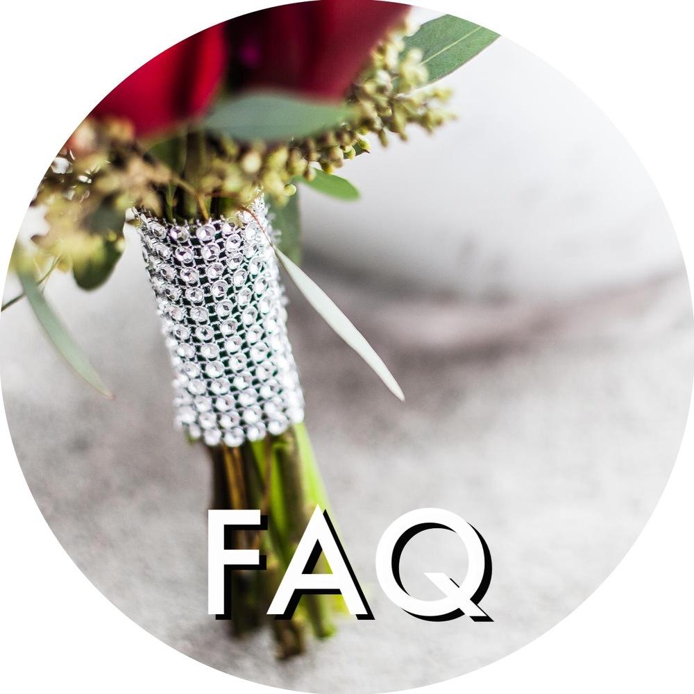 Seattle Wedding FAQ