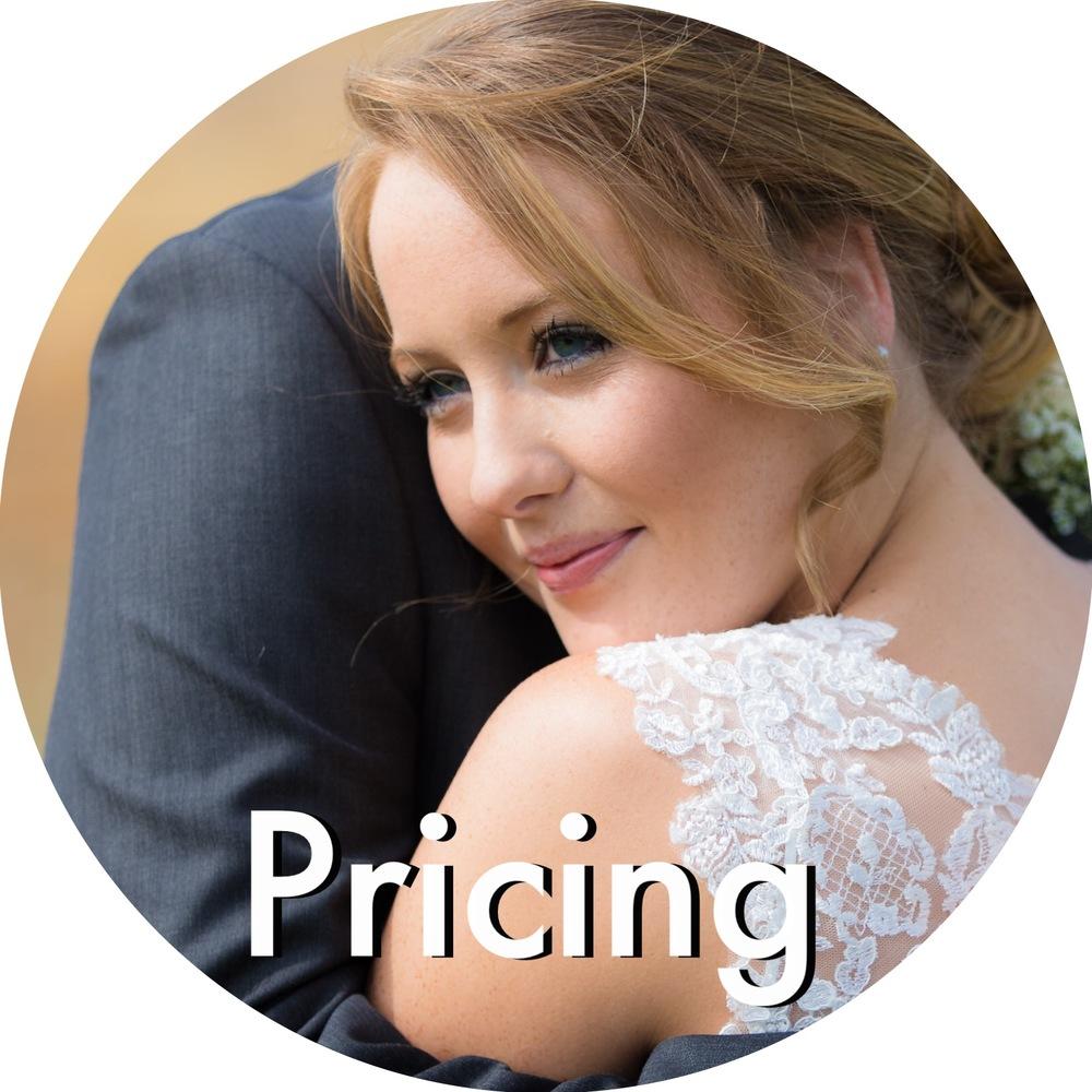 Seattle Wedding Pricing