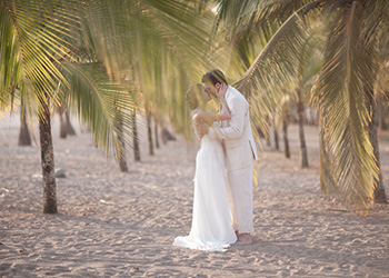 We believe the success of your wedding is achieved in the complete experience. We create an event that blends your personal style with the beauty of Costa Rica, while also managing the details of your getaway to complement your event. The result is an amazing beginning to your lives together and a bucket list experience for your guests.